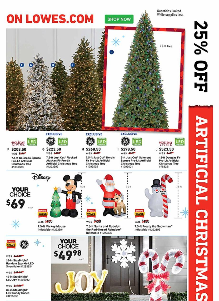 Lowe's Black Friday 2019 Page 5