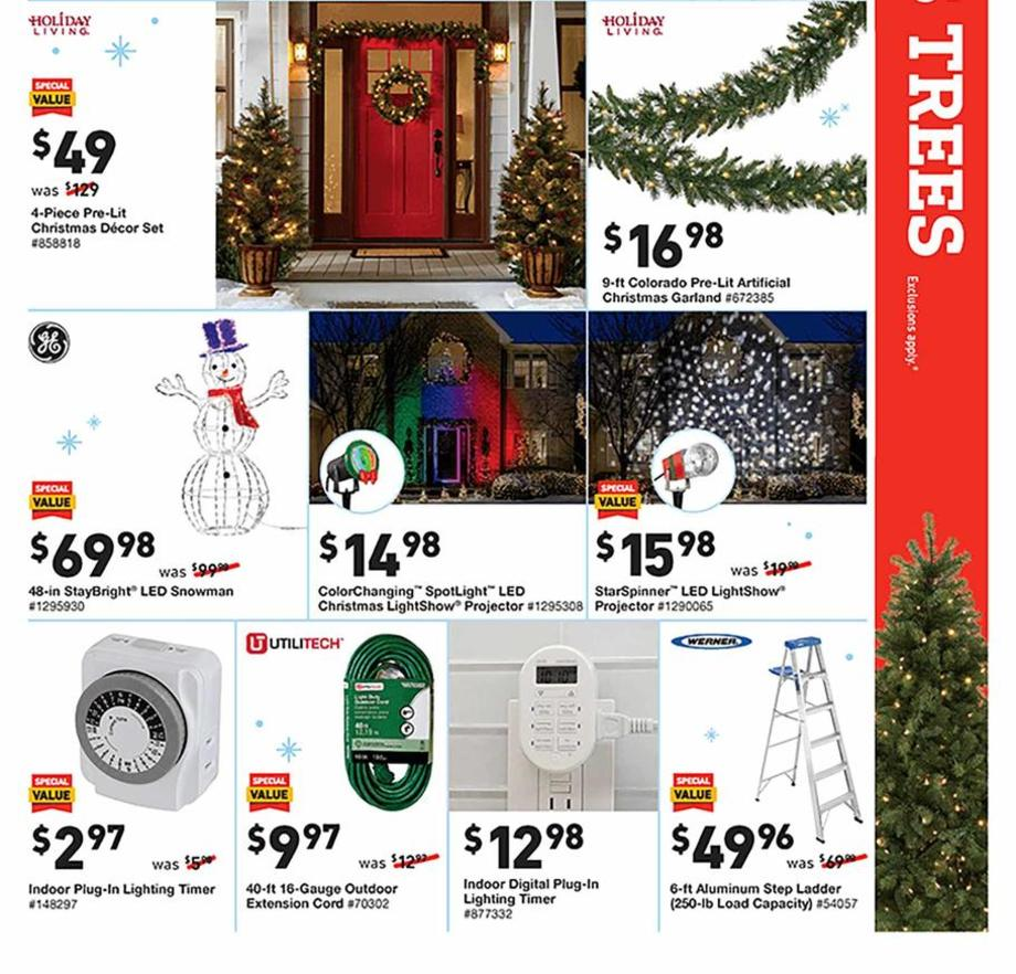 Lowe's Black Friday 2019 Page 6