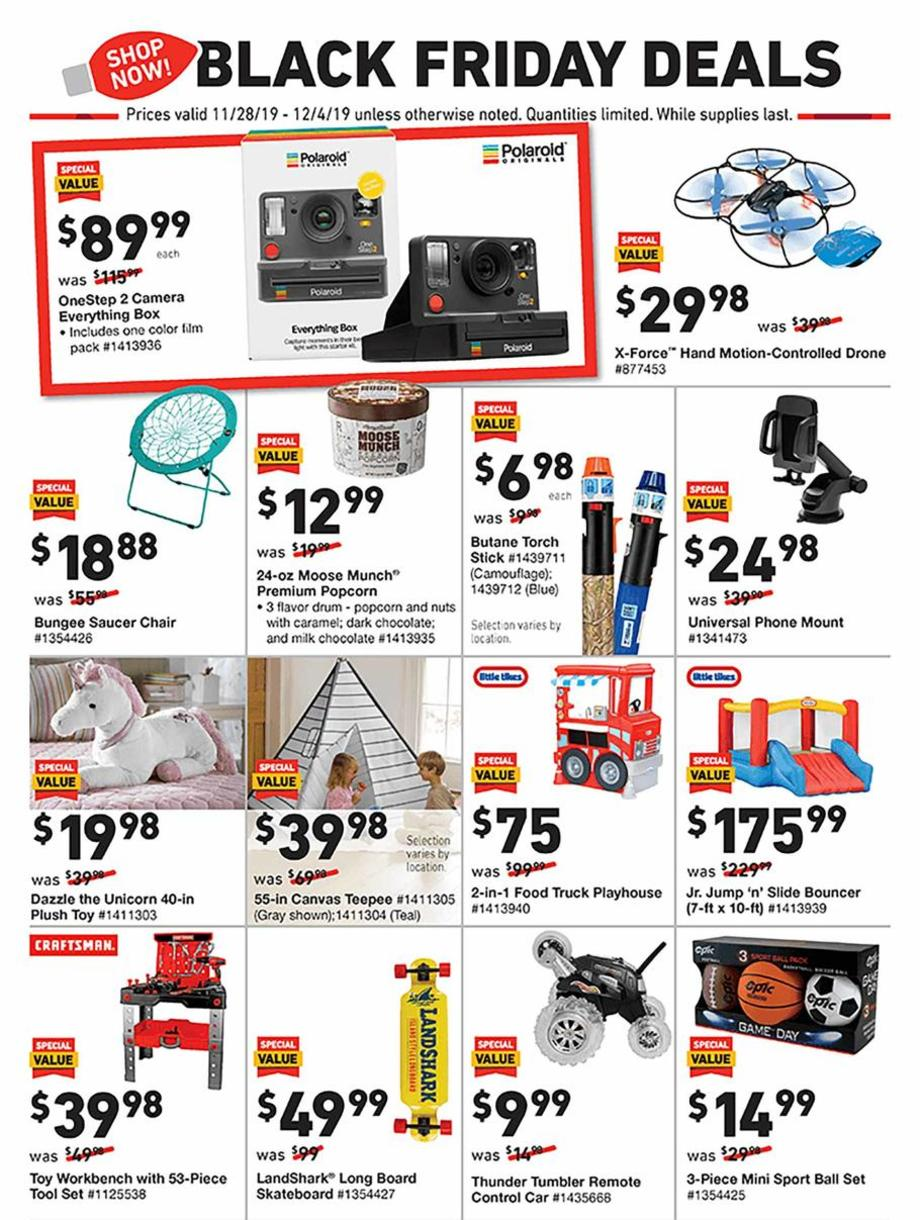 Lowe's Black Friday 2019 Page 7