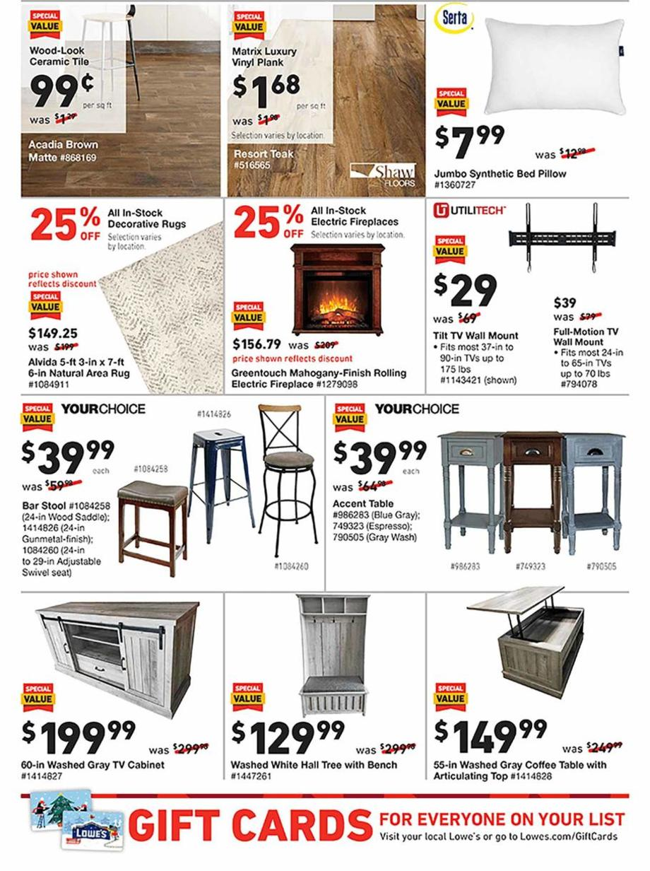 Lowe's Black Friday 2019 Page 8