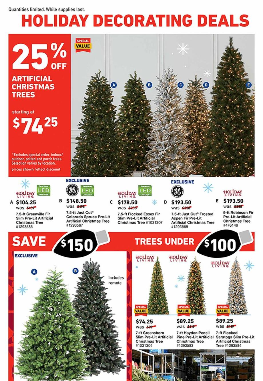 Lowe's Black Friday 2019 Page 9