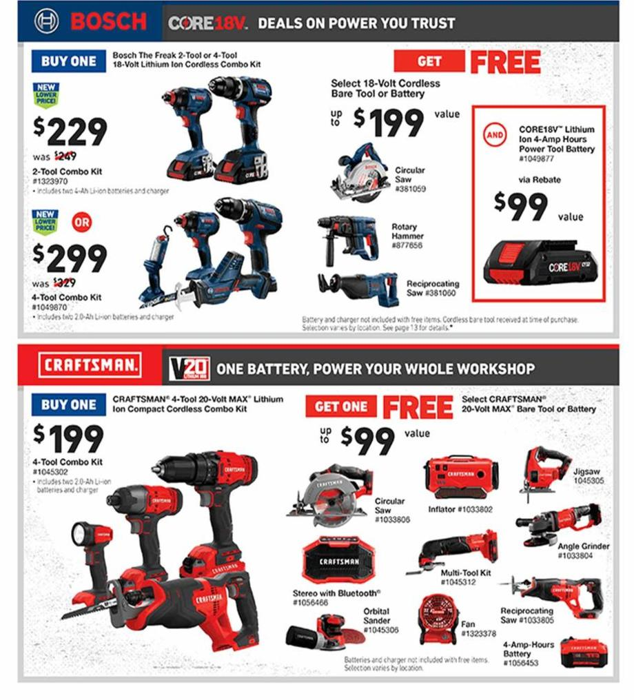 Lowe's Black Friday 2019 Page 12