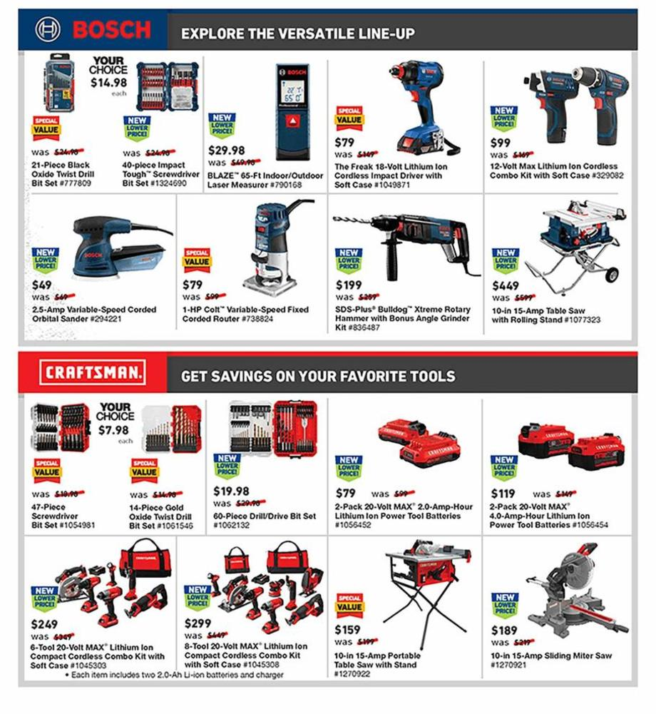 Lowe's Black Friday 2019 Page 14