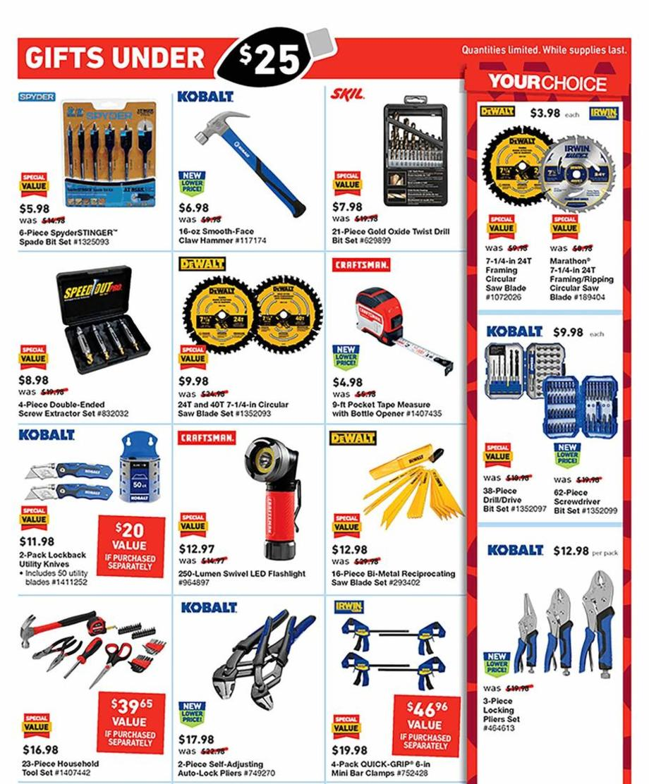 Lowe's Black Friday 2019 Page 15