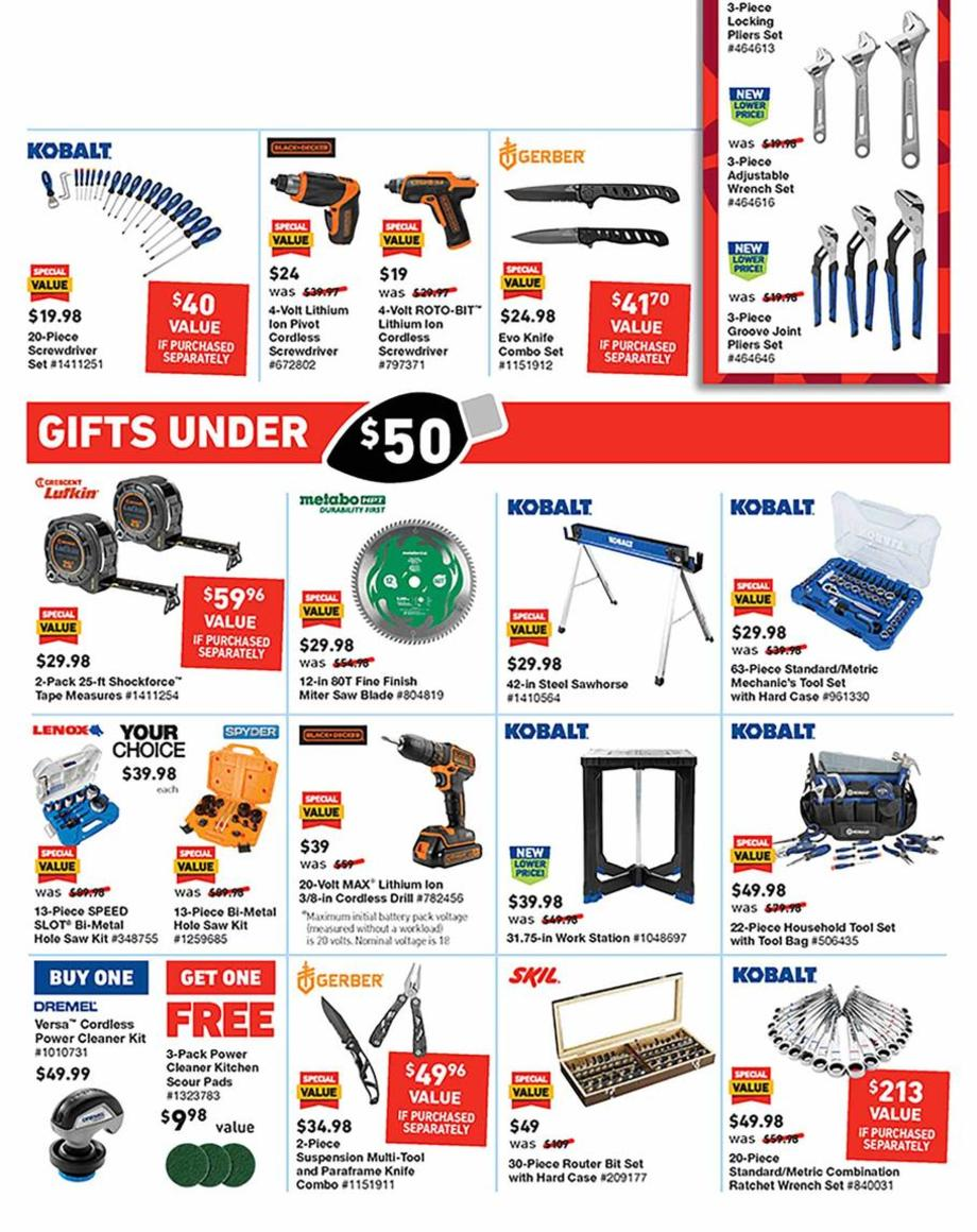 Lowe's Black Friday 2019 Page 16