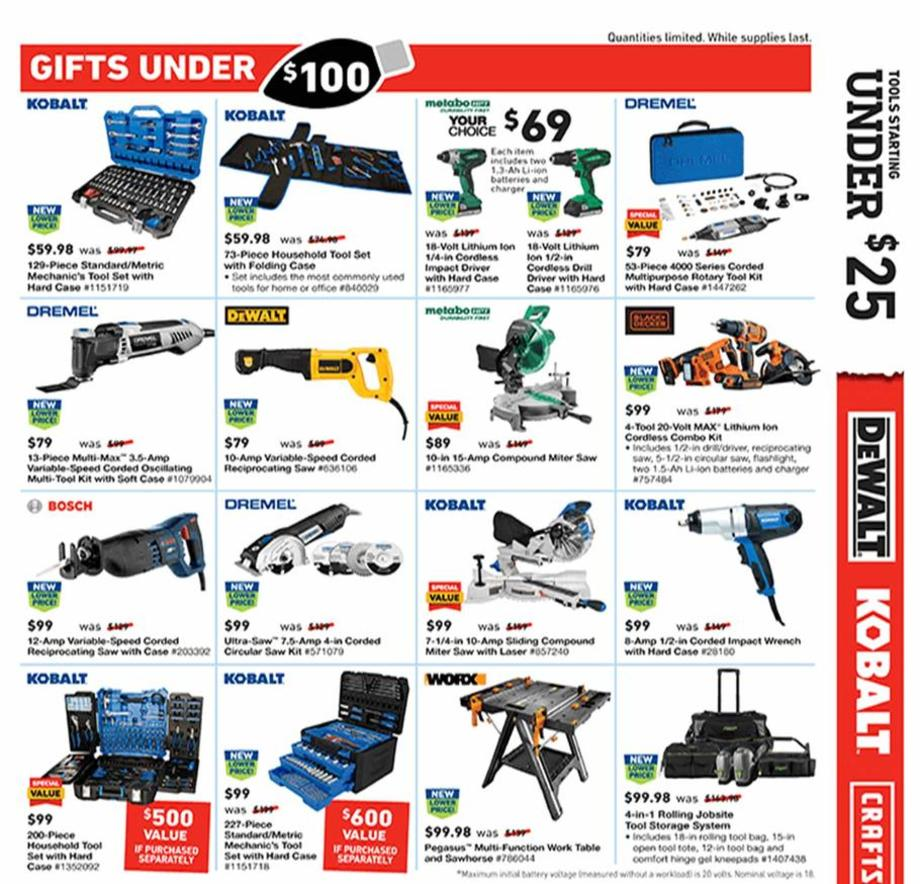 Lowe's Black Friday 2019 Page 17