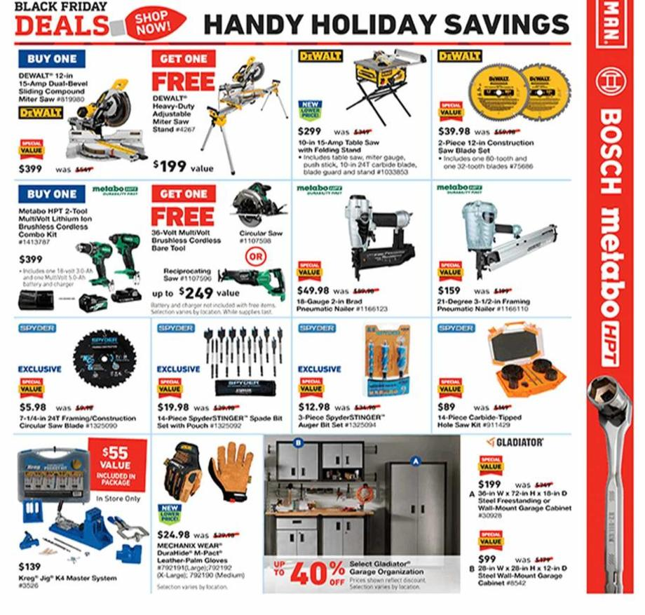 Lowe's Black Friday 2019 Page 18