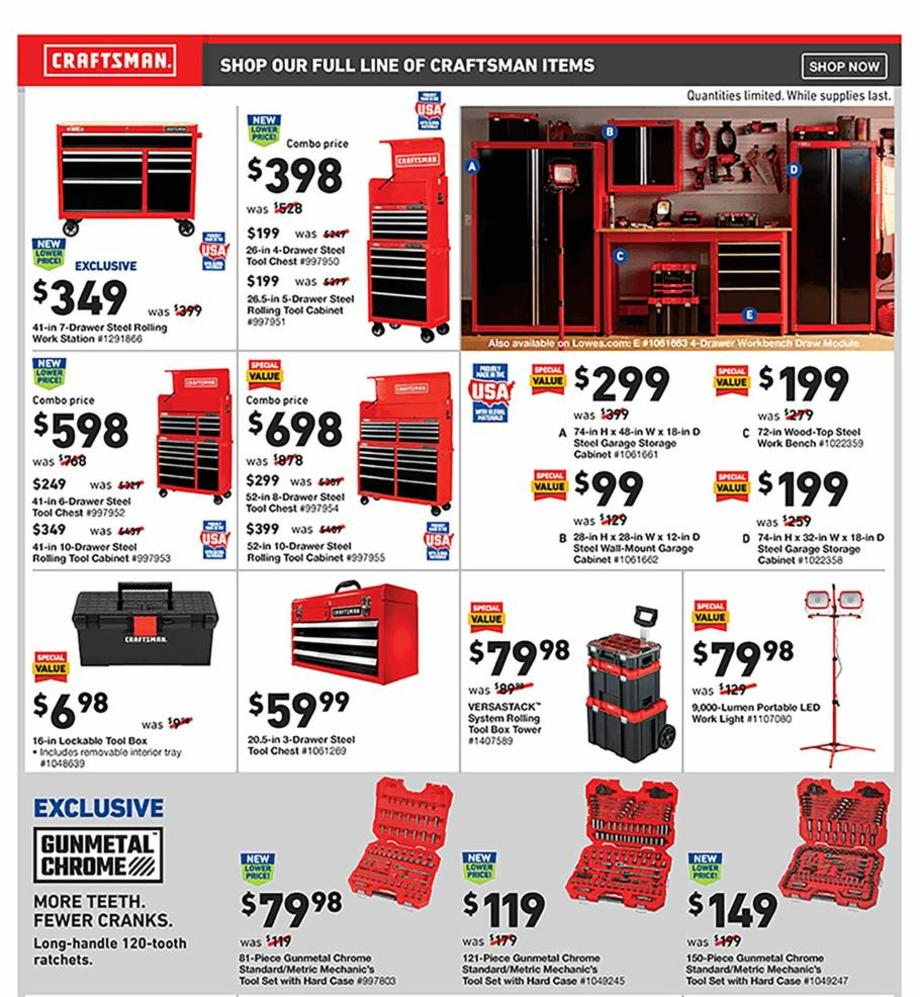 Lowe's Black Friday 2019 Page 19