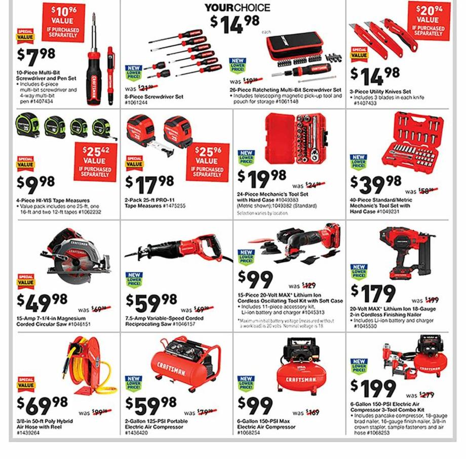 Lowe's Black Friday 2019 Page 20