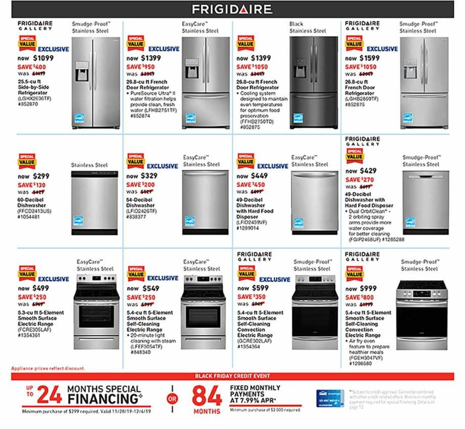 Lowe's Black Friday 2019 Page 22