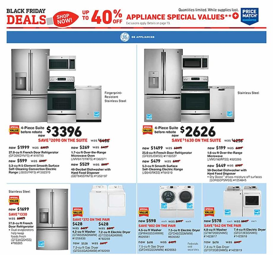 Lowe's Black Friday 2019 Page 23