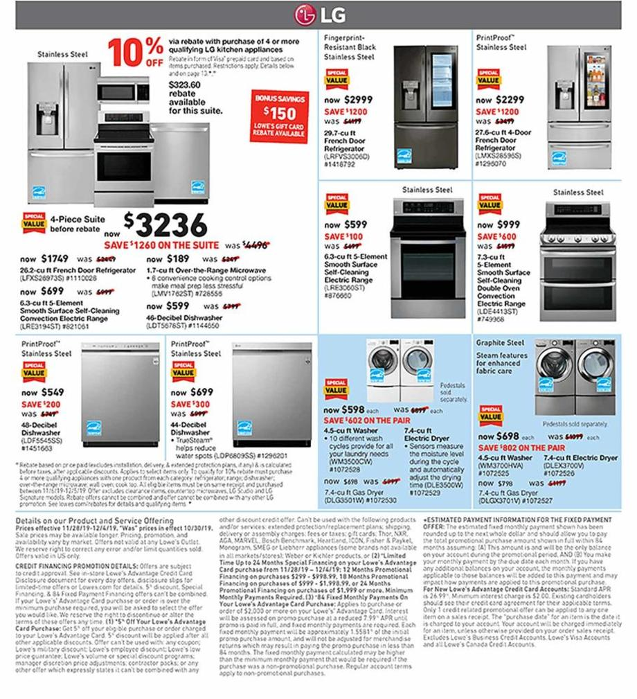 Lowe's Black Friday 2019 Page 24