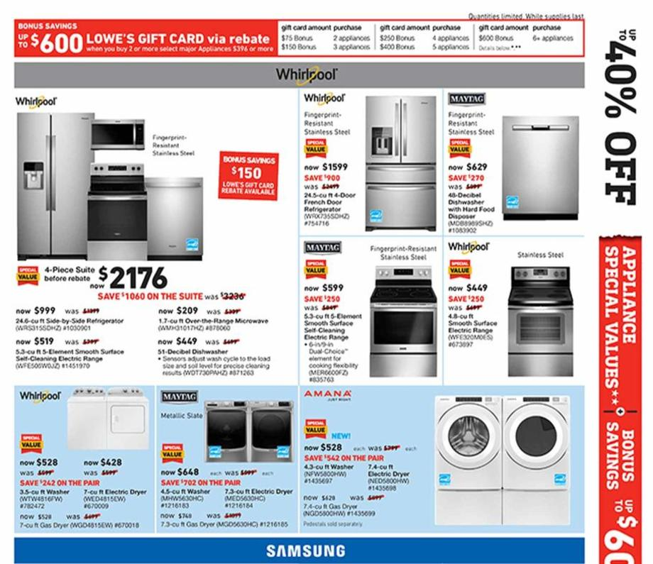 Lowe's Black Friday 2019 Page 25