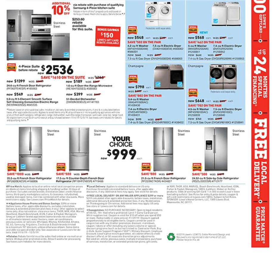 Lowe's Black Friday 2019 Page 26