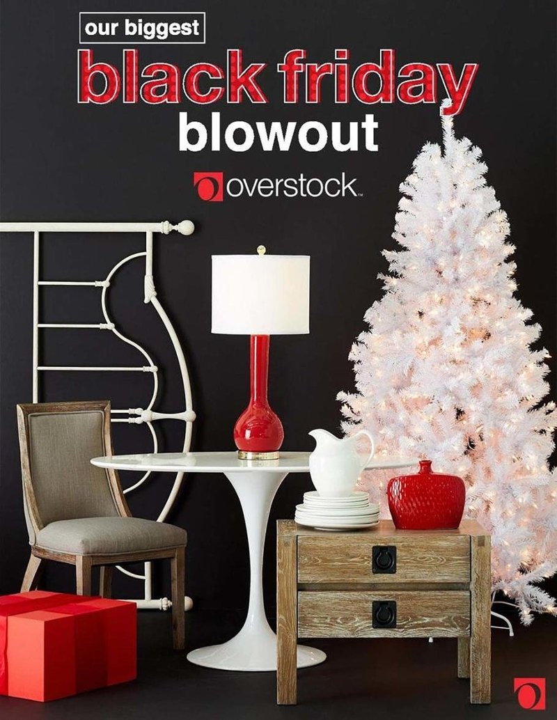 Overstock Black Friday 2019 Page 1