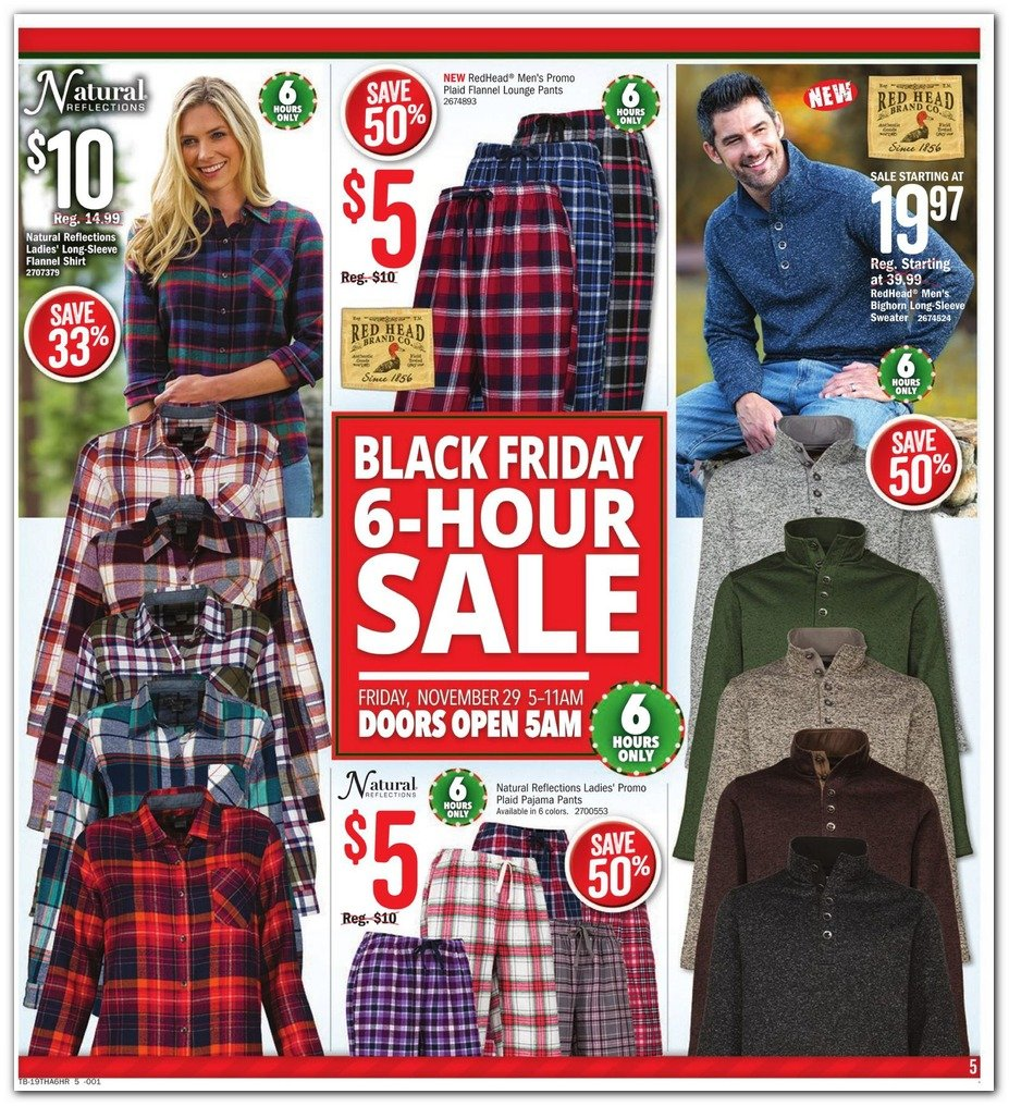 Bass Pro Shops and Cabela's Black Friday 2019 Page 5
