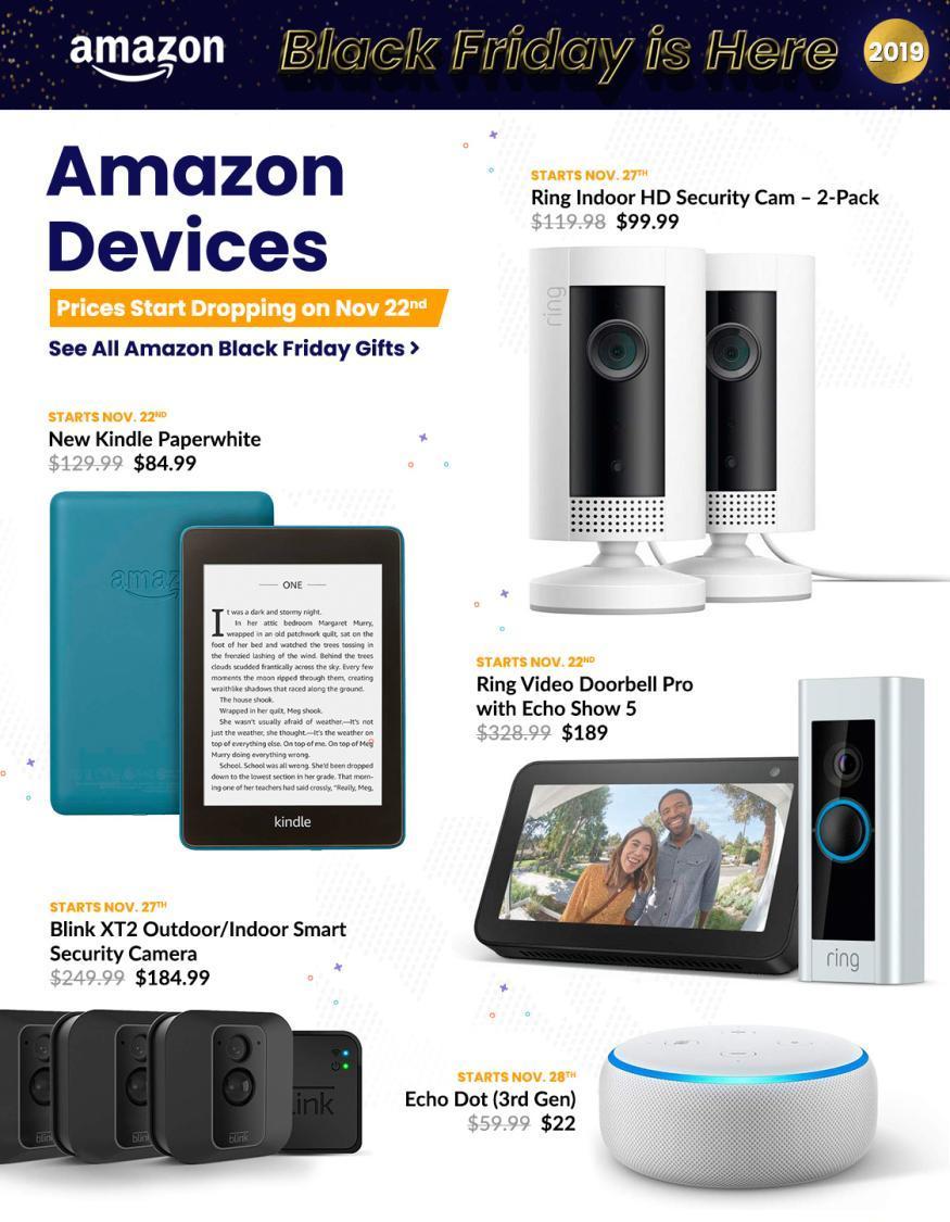 Amazon Black Friday 2019 Page 2