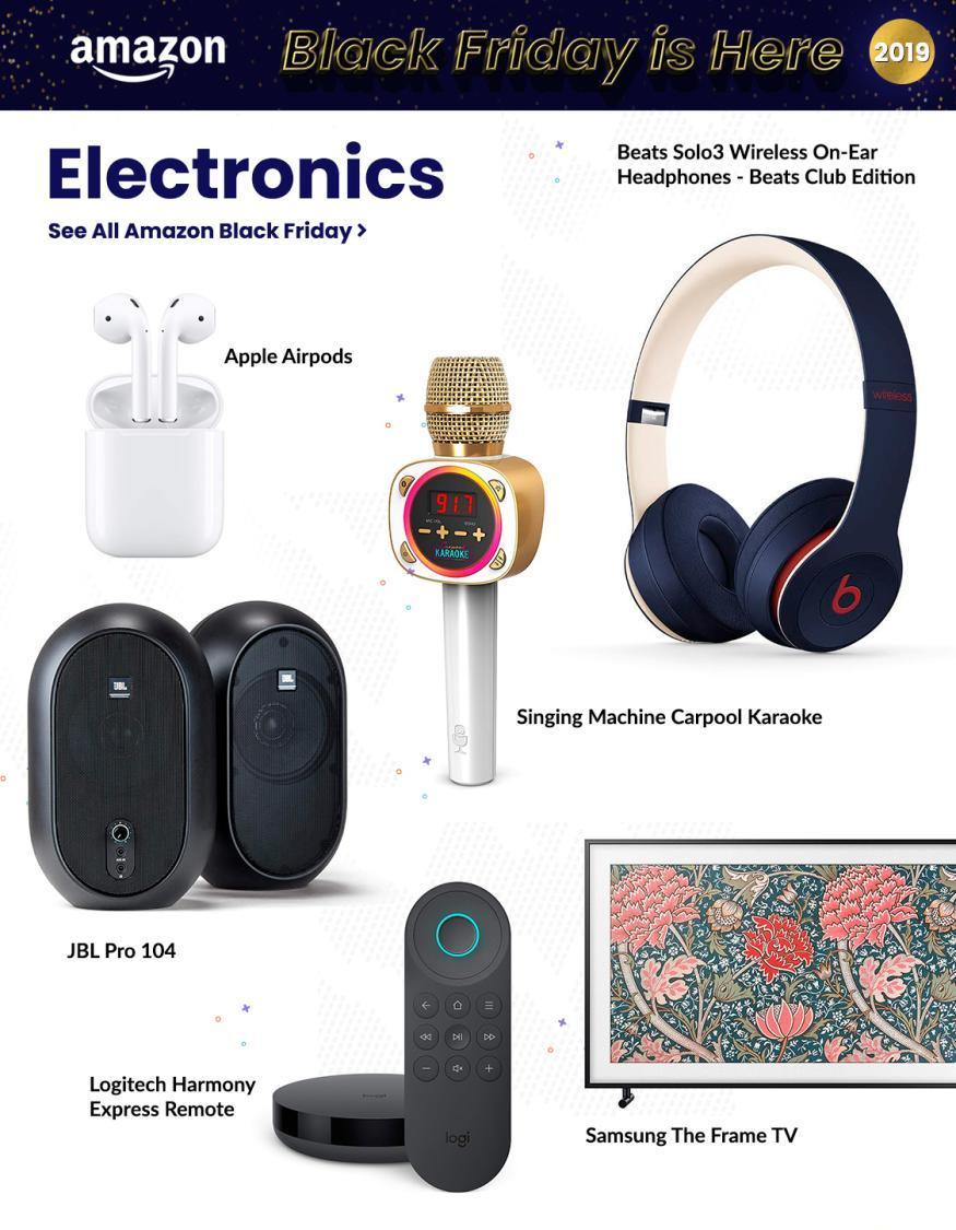 Amazon Black Friday 2019 Page 3