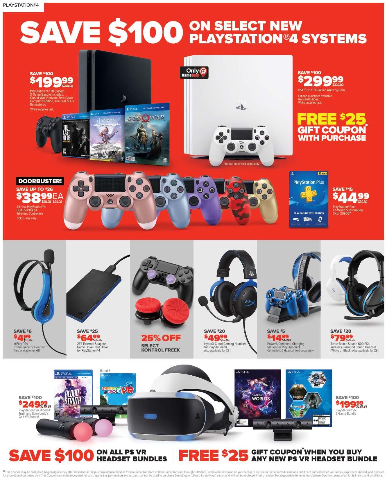 GameStop Black Friday 2019 Page 4
