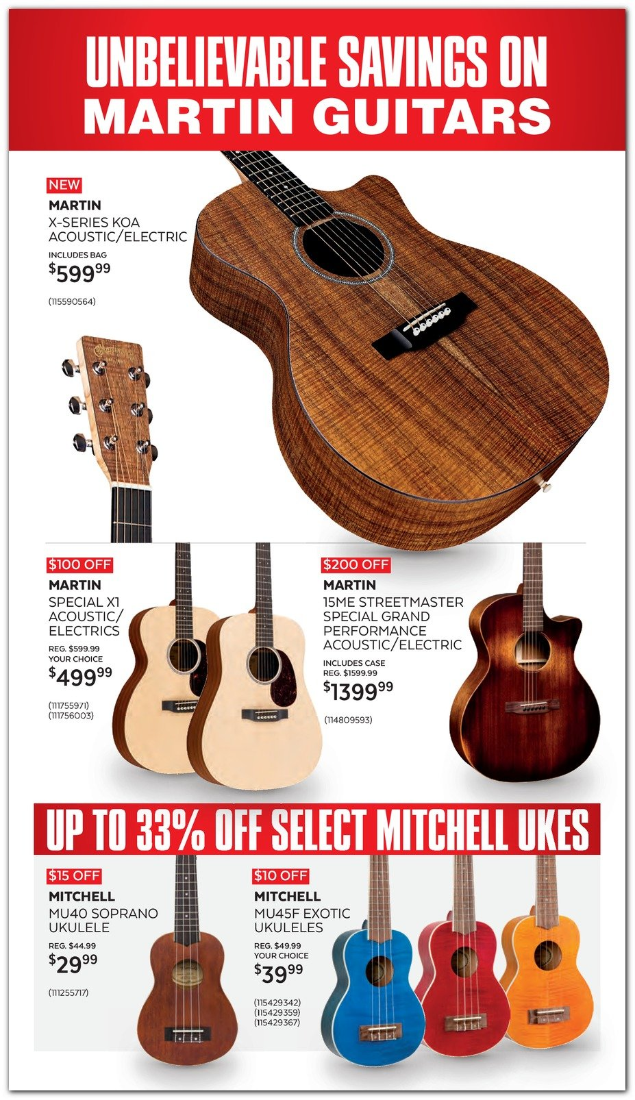 Guitar Center Black Friday 2019 Page 7