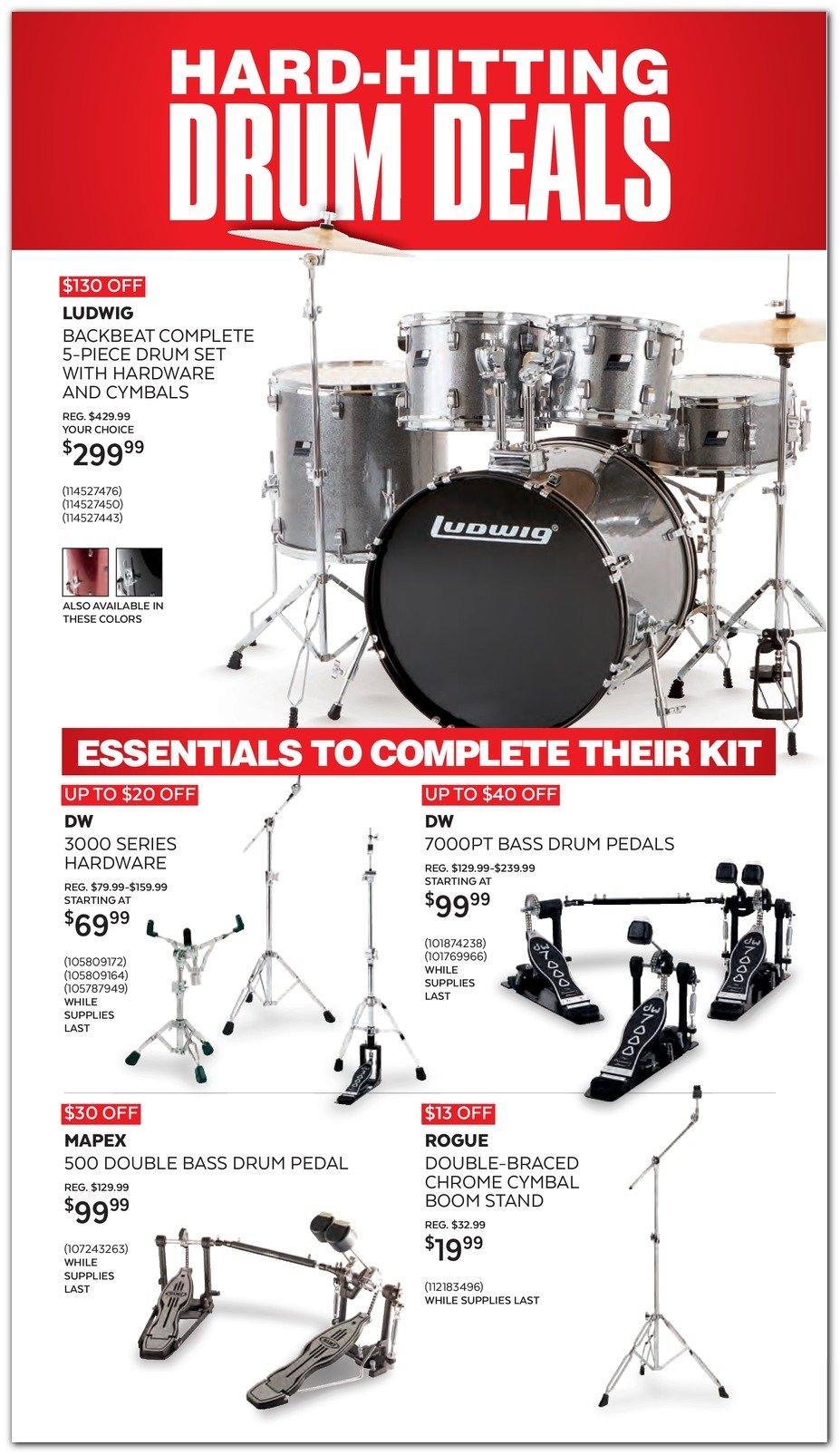 Guitar Center Black Friday 2019 Page 16