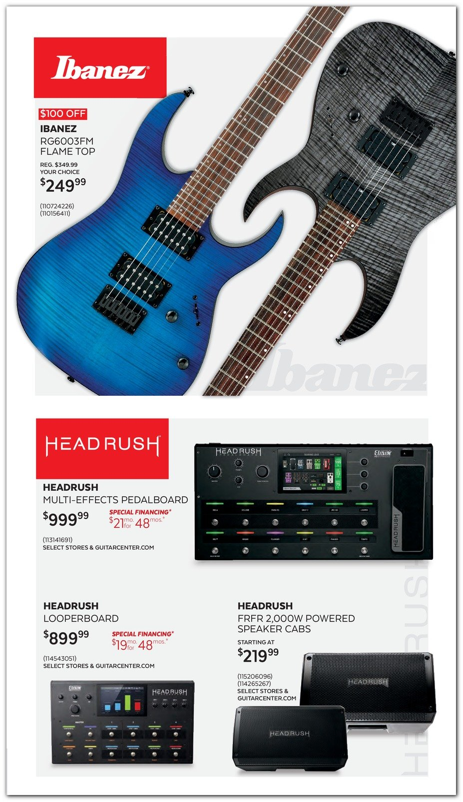 Guitar Center Black Friday 2019 Page 19