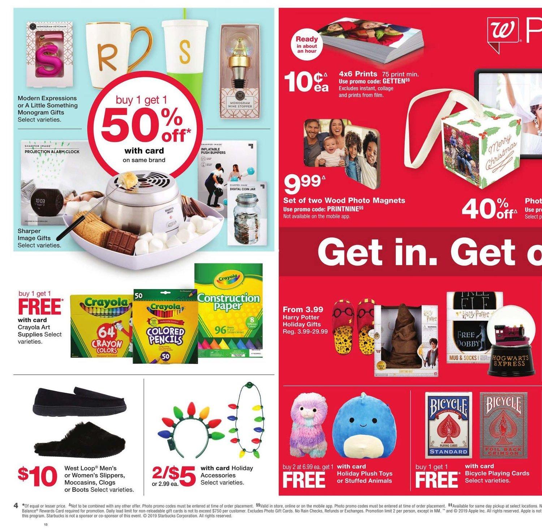 Walgreens Black Friday 2019 Page 5
