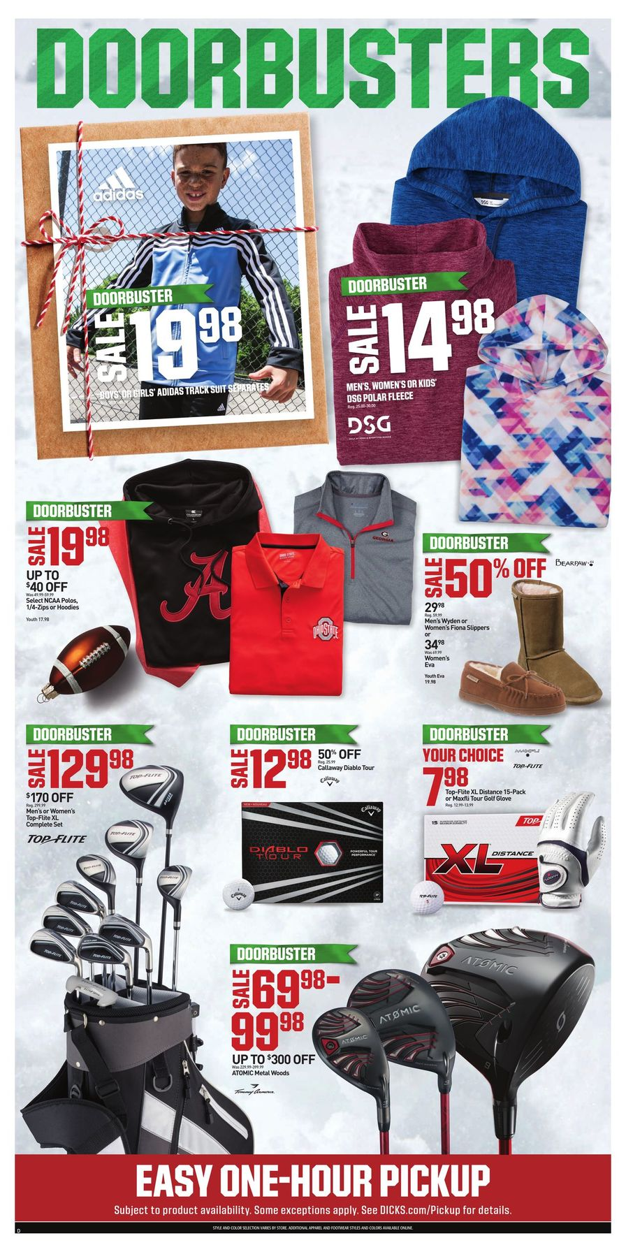 Dick's Sporting Goods Black Friday 2019 Page 2
