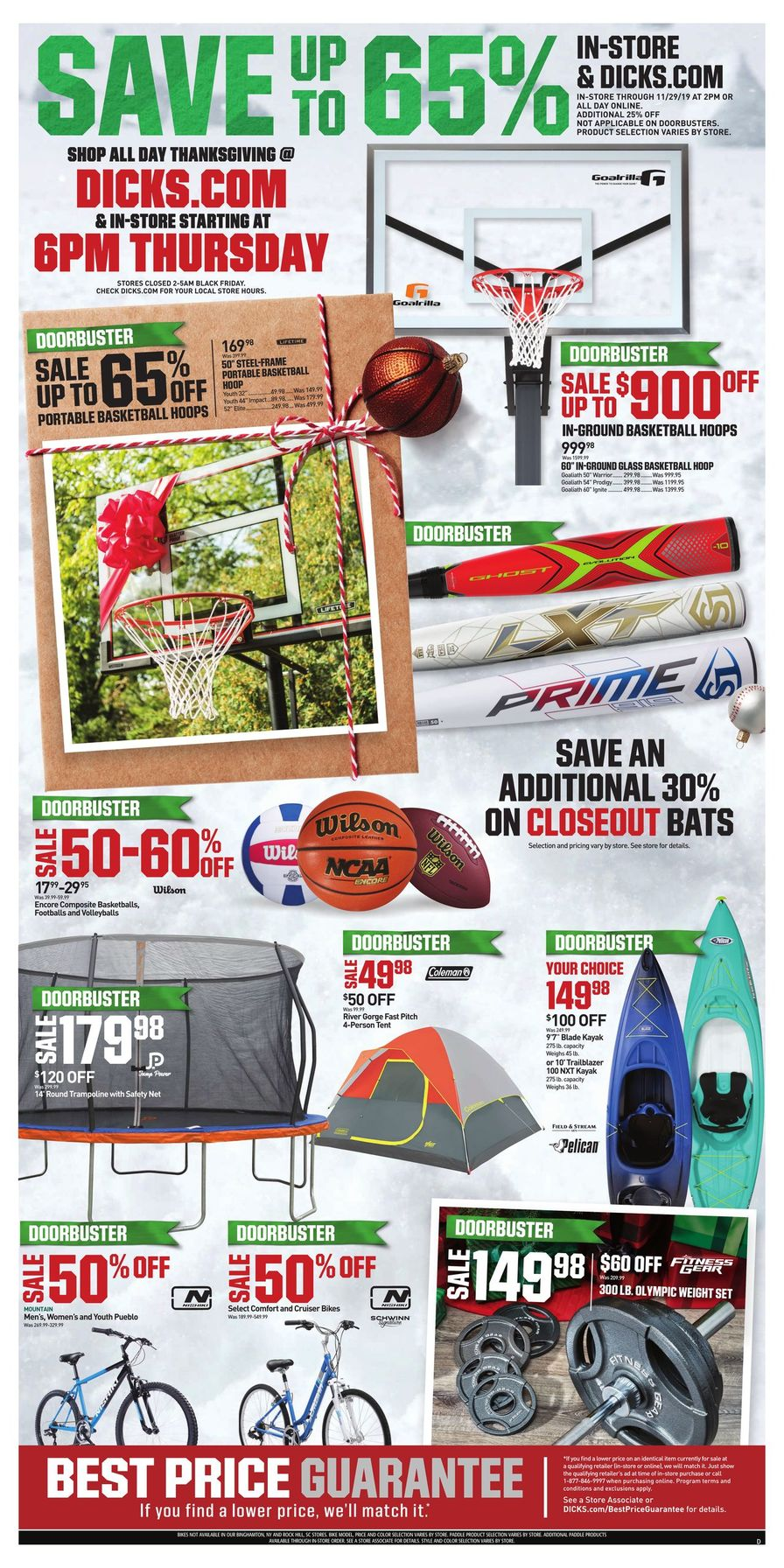 Dick's Sporting Goods Black Friday 2019 Page 3