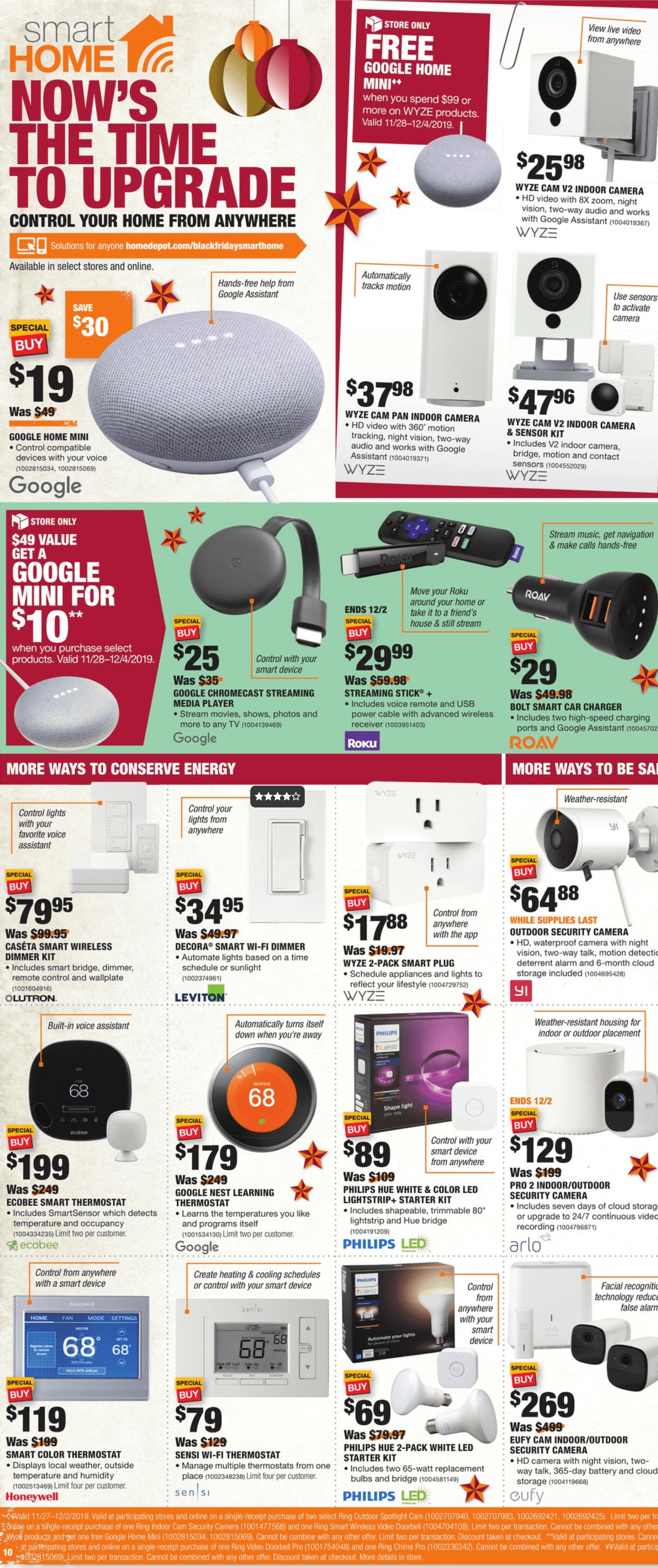 Home Depot Black Friday 2019 Page 10