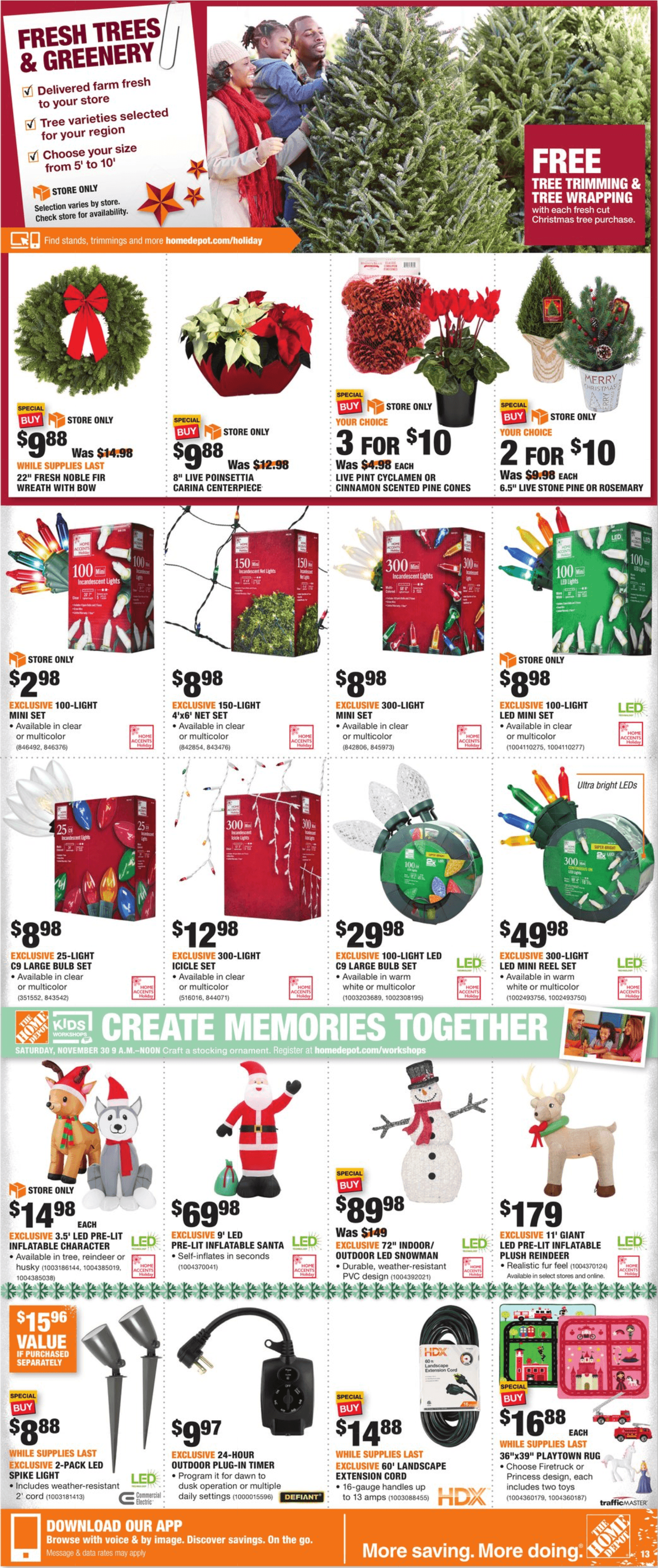 Home Depot Black Friday 2019 Page 13