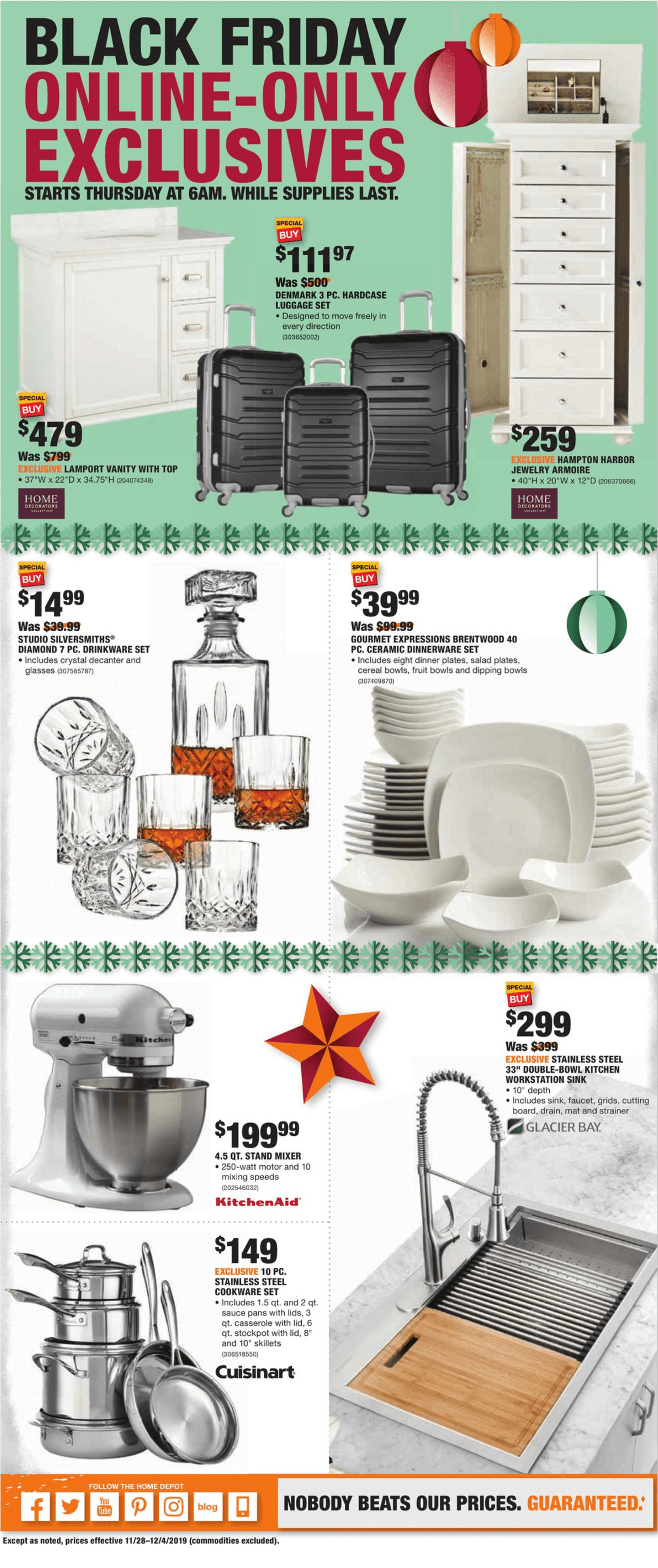 Home Depot Black Friday 2019 Page 20