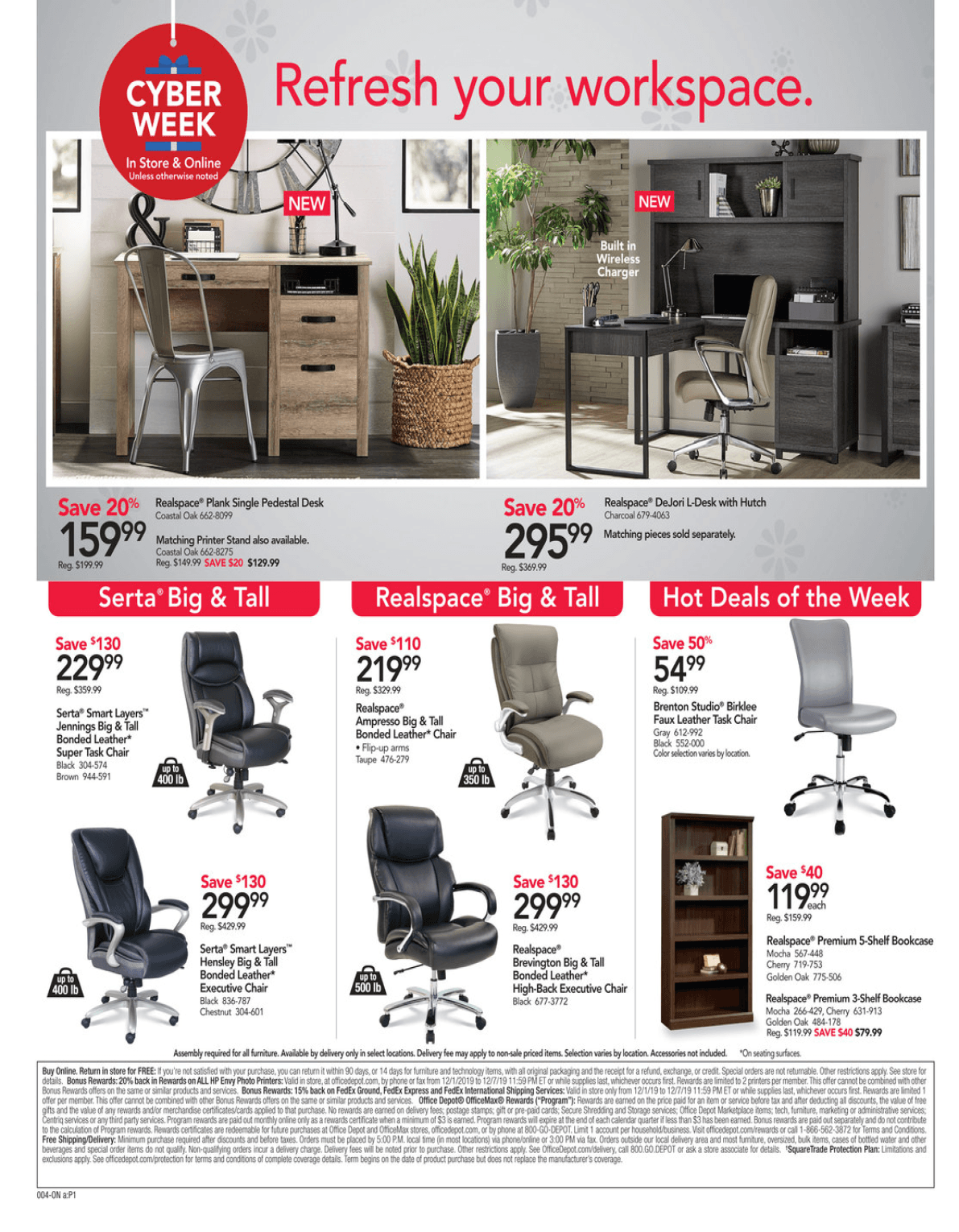 Office Depot and OfficeMax Cyber Monday 2019 Page 5