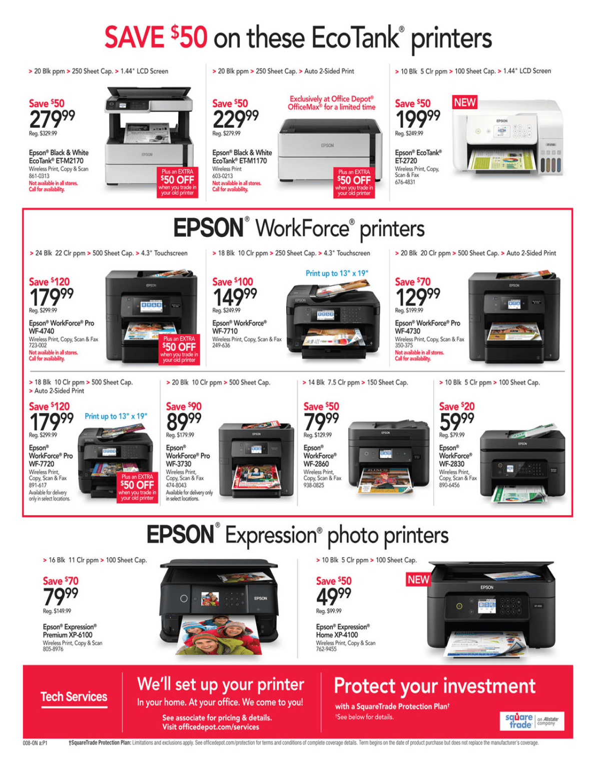 Office Depot and OfficeMax Cyber Monday 2019 Page 8