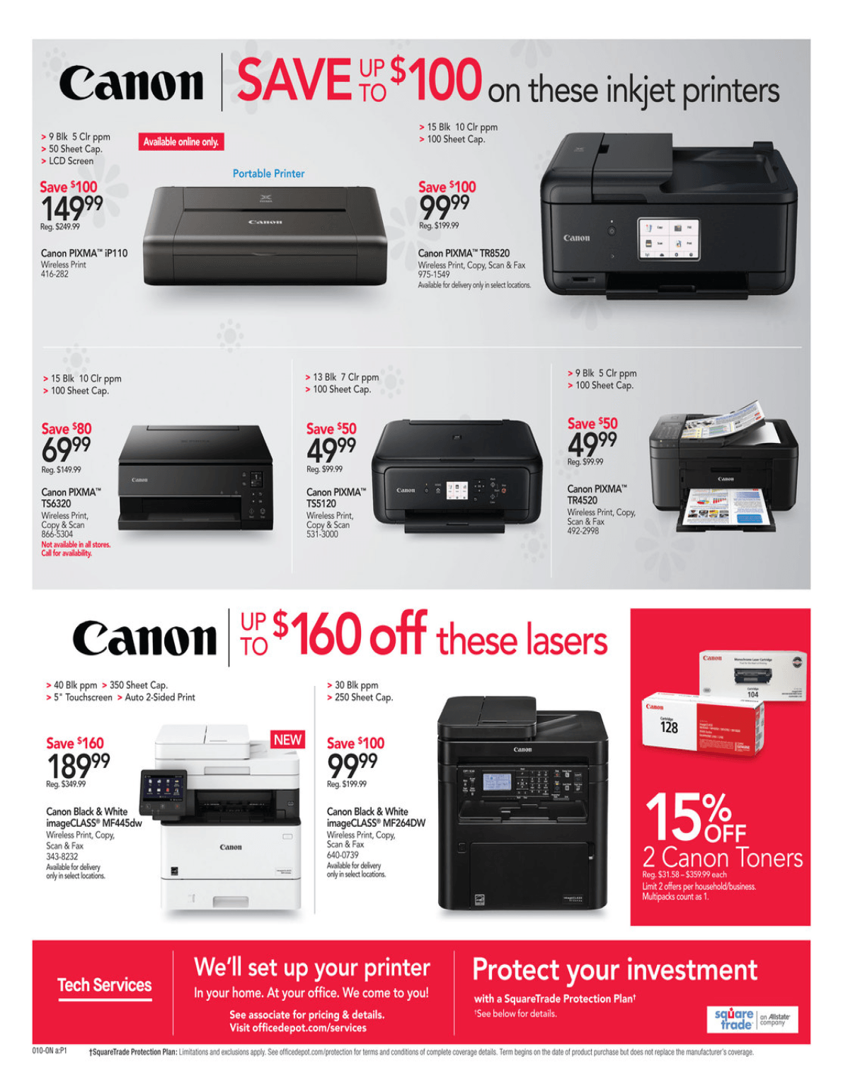 Office Depot and OfficeMax Cyber Monday 2019 Page 10