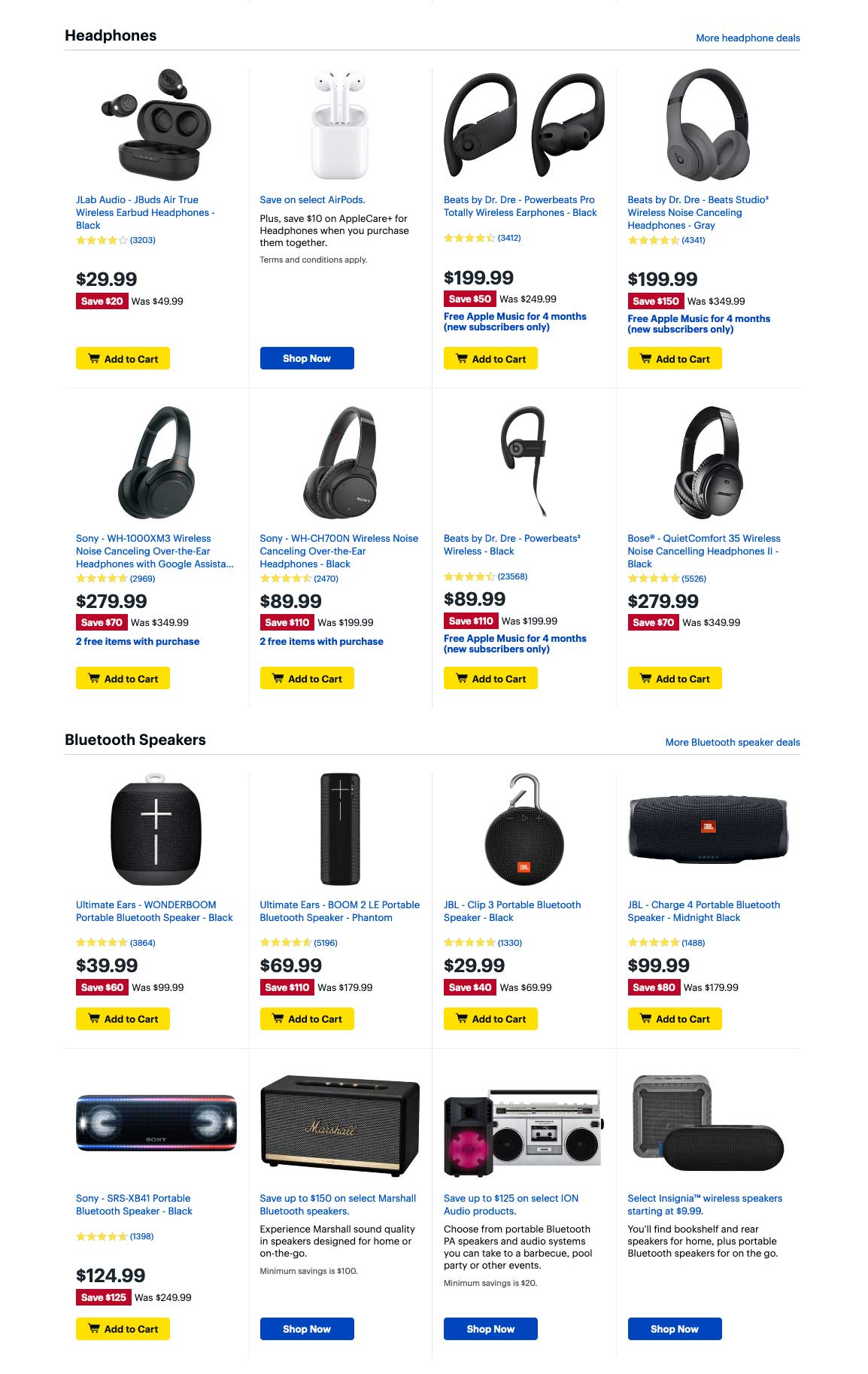 Best Buy Cyber Monday 2019 Page 8
