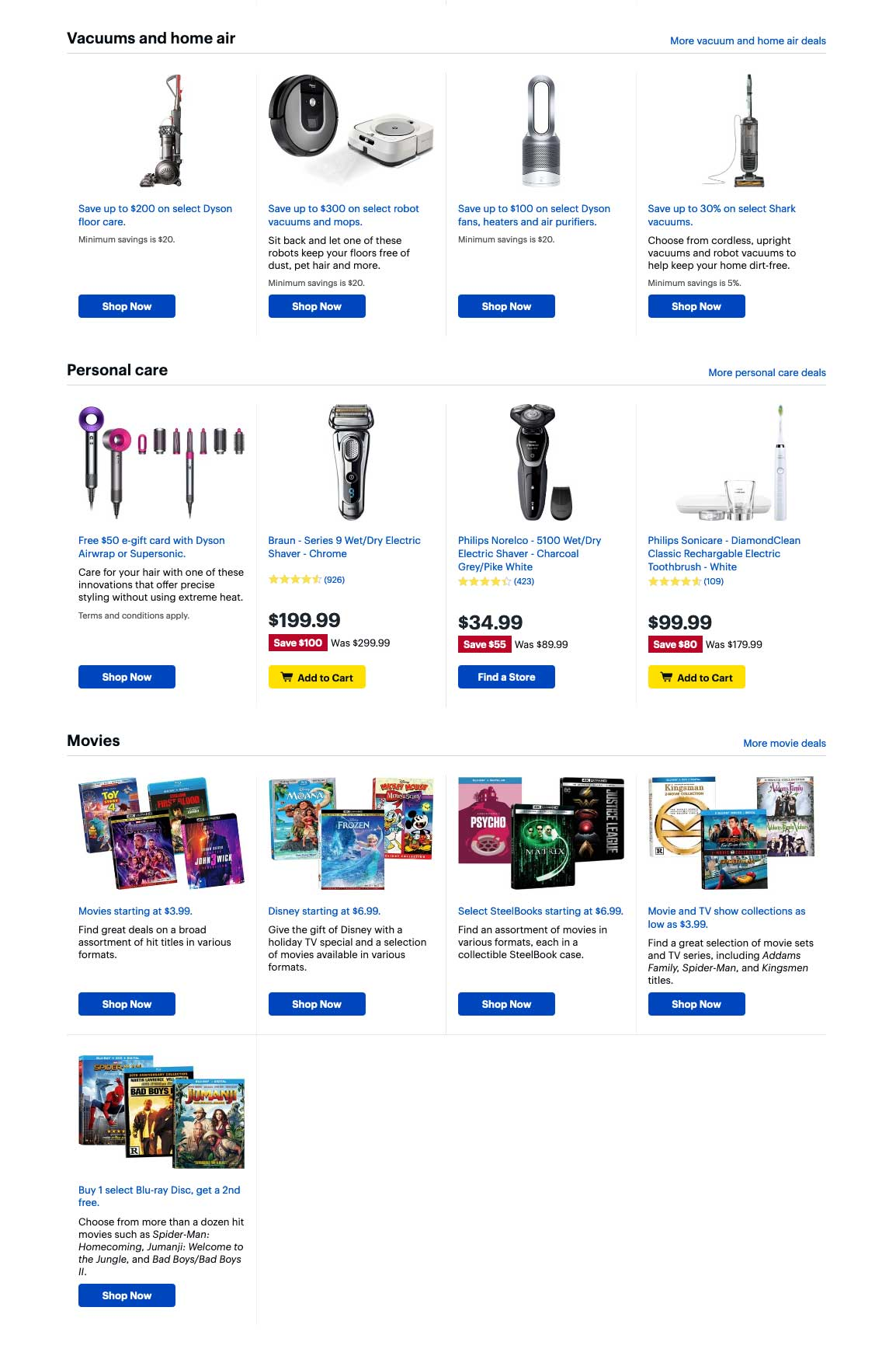 Best Buy Cyber Monday 2019 Page 12