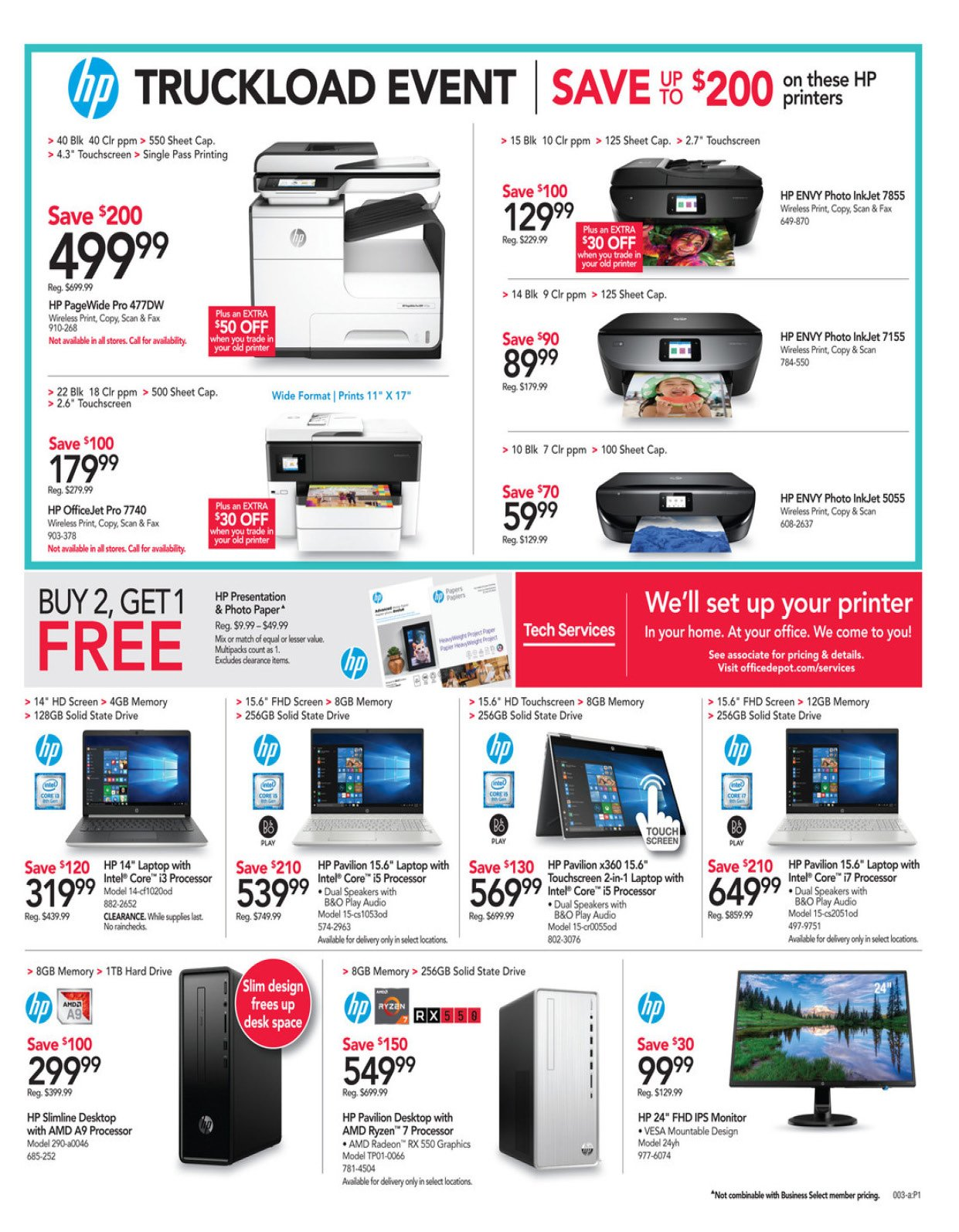 Office Depot and OfficeMax Weekly January 12 - 18, 2020 Page 4