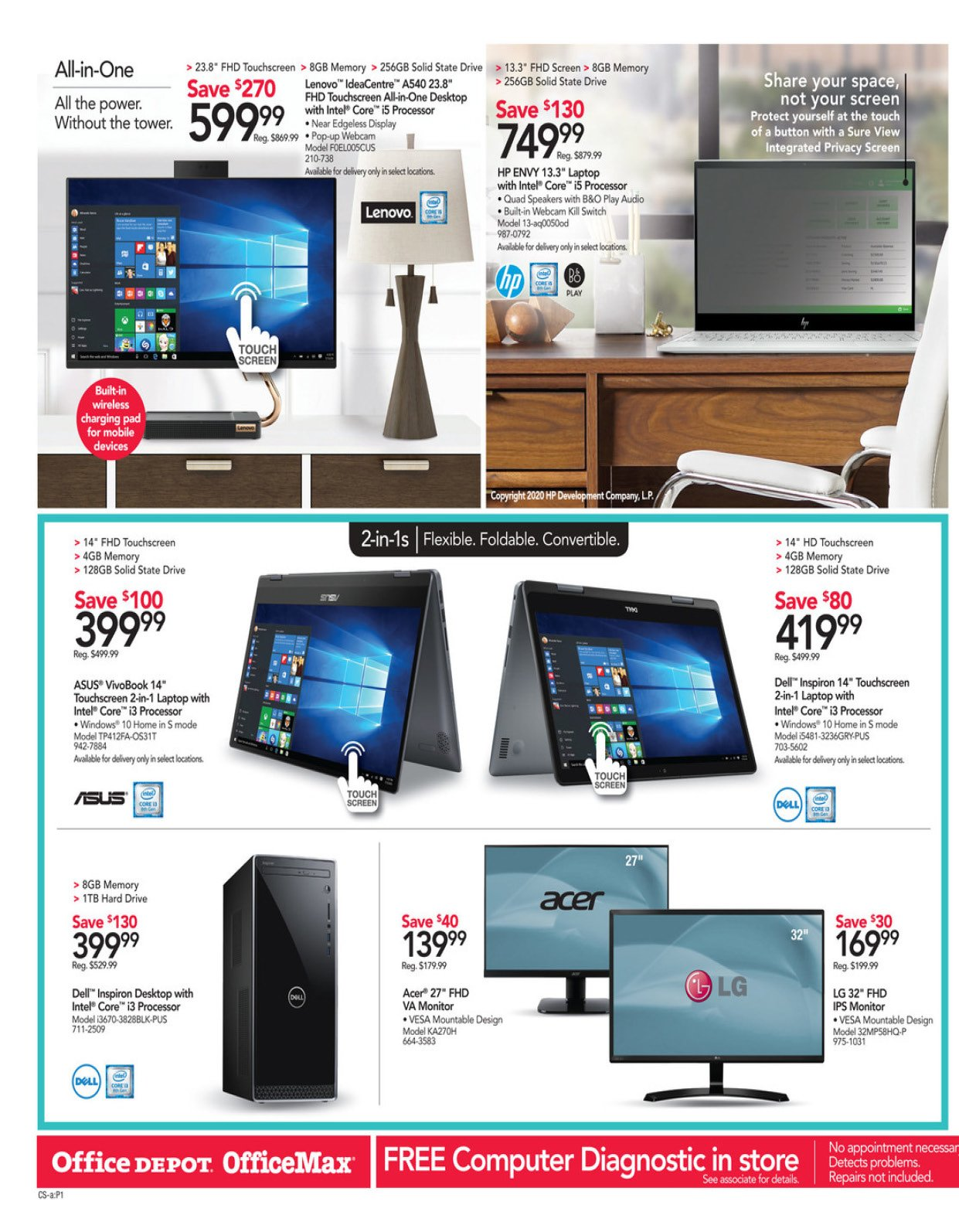 Office Depot and OfficeMax Weekly January 12 - 18, 2020 Page 5