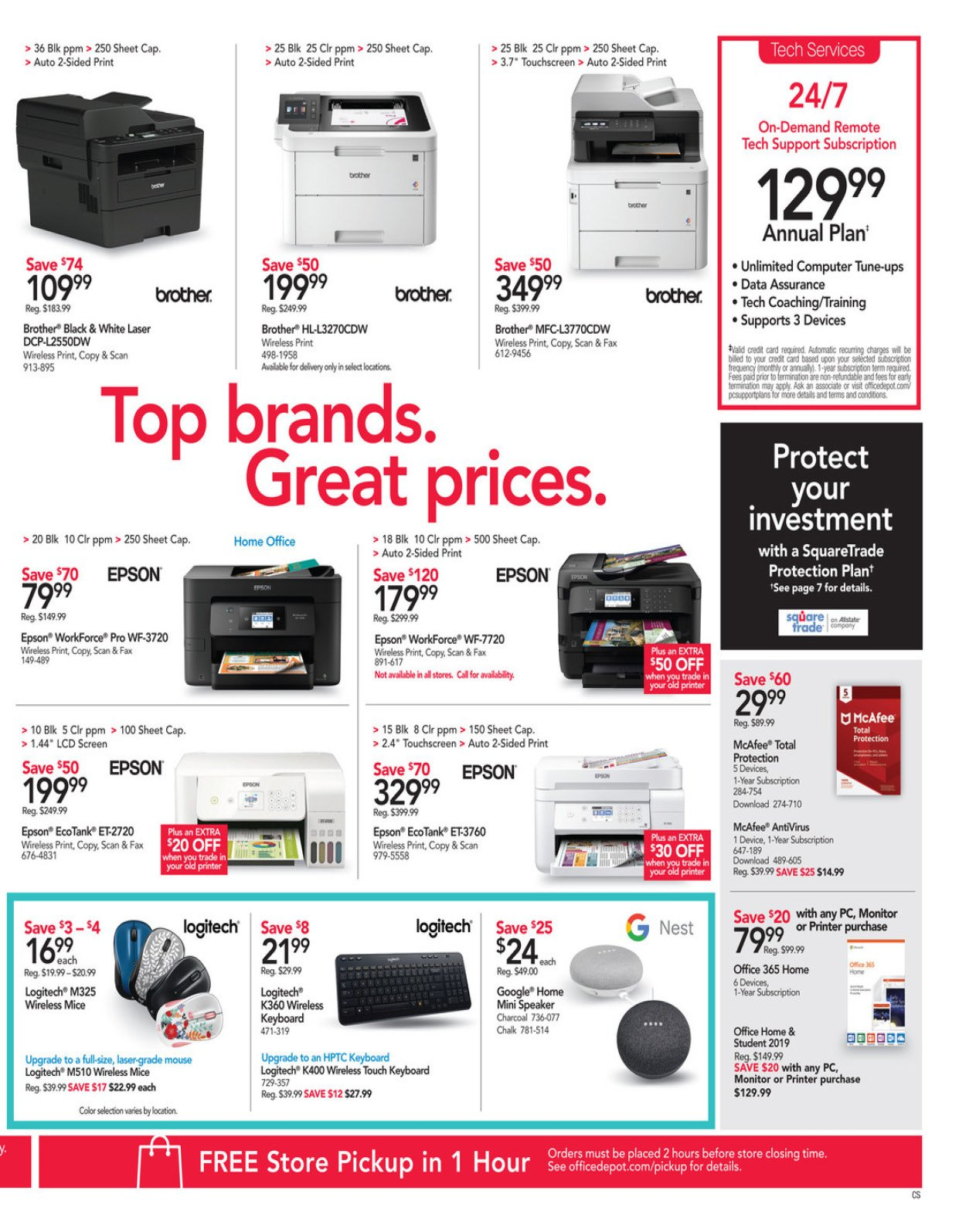 Office Depot and OfficeMax Weekly January 12 - 18, 2020 Page 6