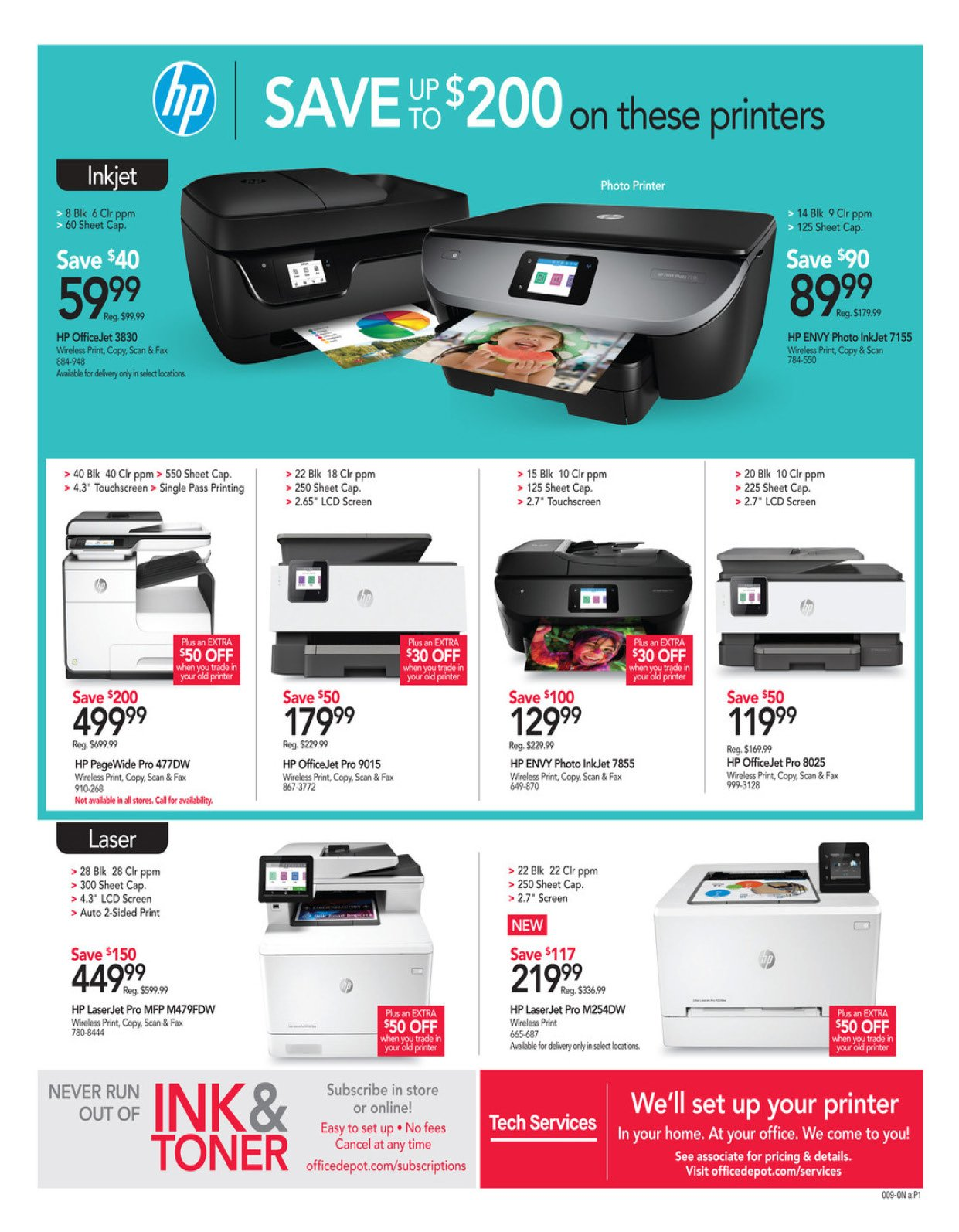 Office Depot and OfficeMax Weekly January 12 - 18, 2020 Page 9