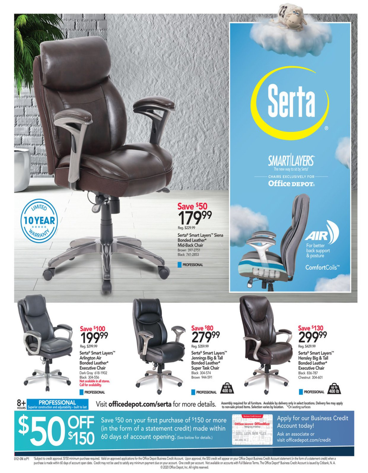 Office Depot and OfficeMax Weekly January 12 - 18, 2020 Page 12