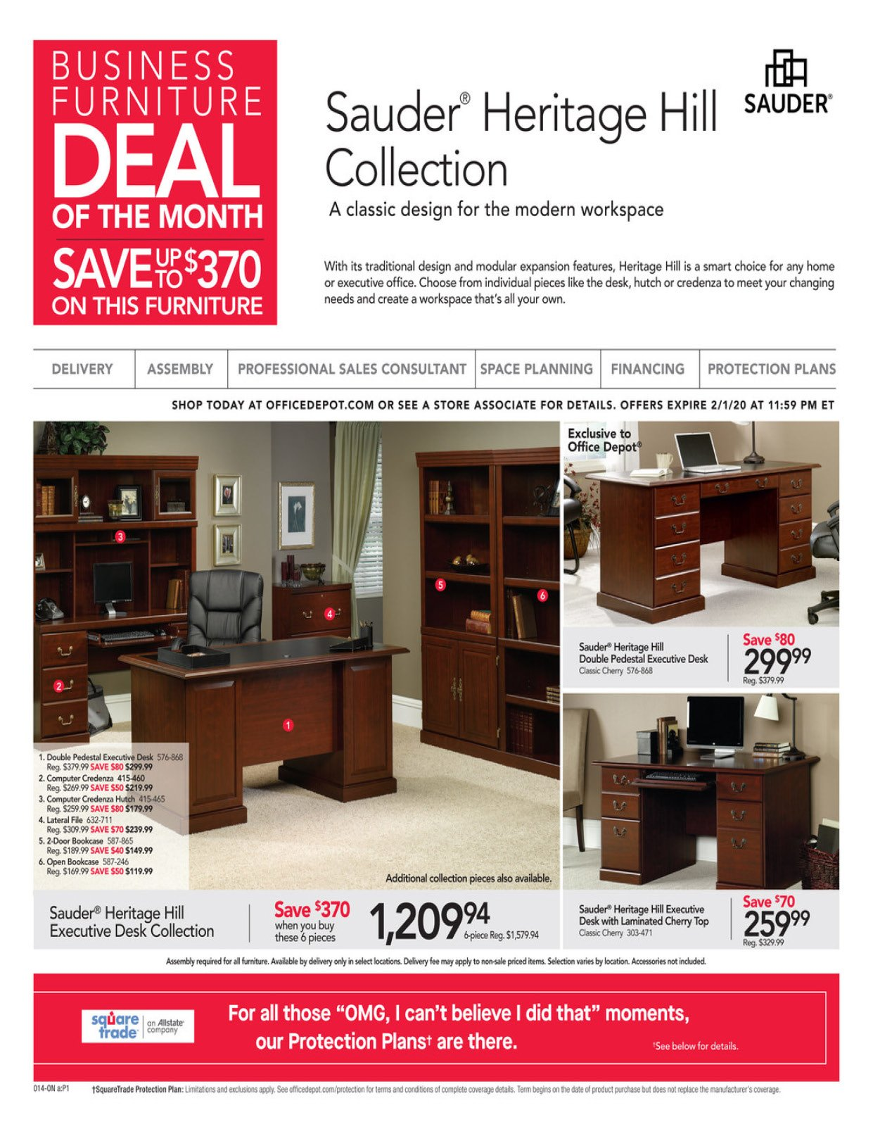 Office Depot and OfficeMax Weekly January 12 - 18, 2020 Page 14