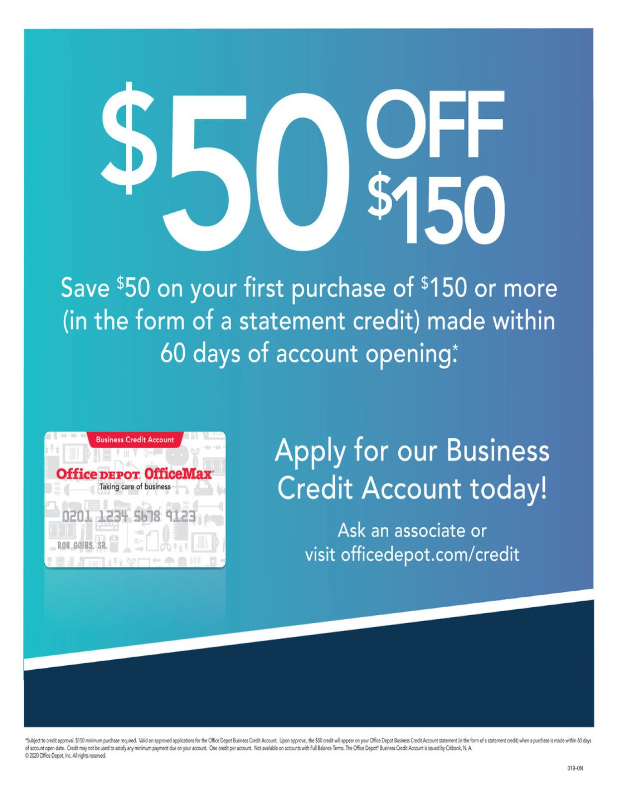Office Depot and OfficeMax Weekly January 12 - 18, 2020 Page 19