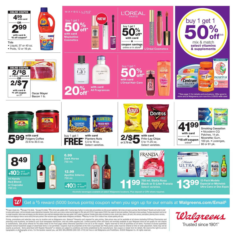 Walgreens Weekly February 16 - 22, 2020 Page 3