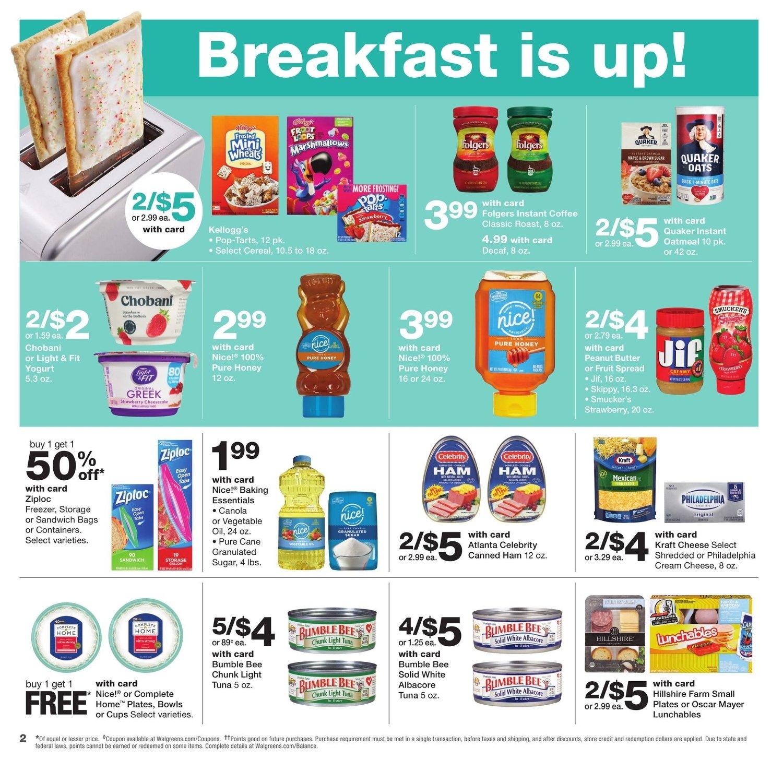 Walgreens Weekly February 16 - 22, 2020 Page 4