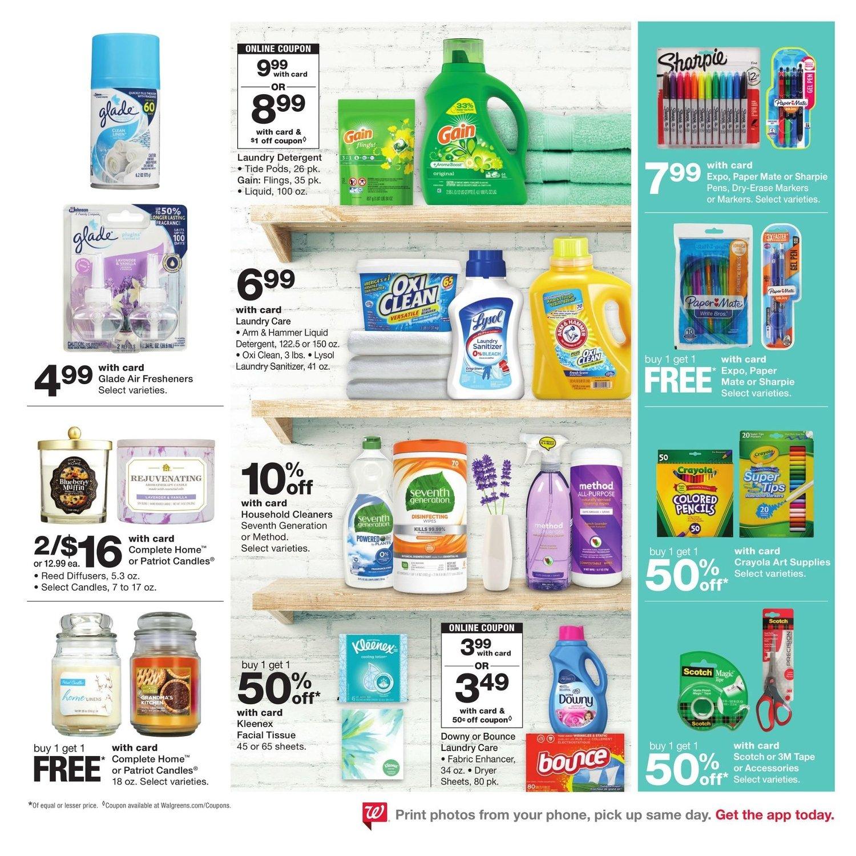 Walgreens Weekly February 16 - 22, 2020 Page 8