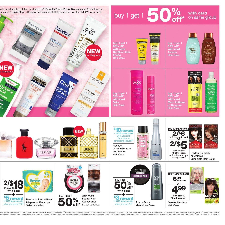 Walgreens Weekly February 16 - 22, 2020 Page 10