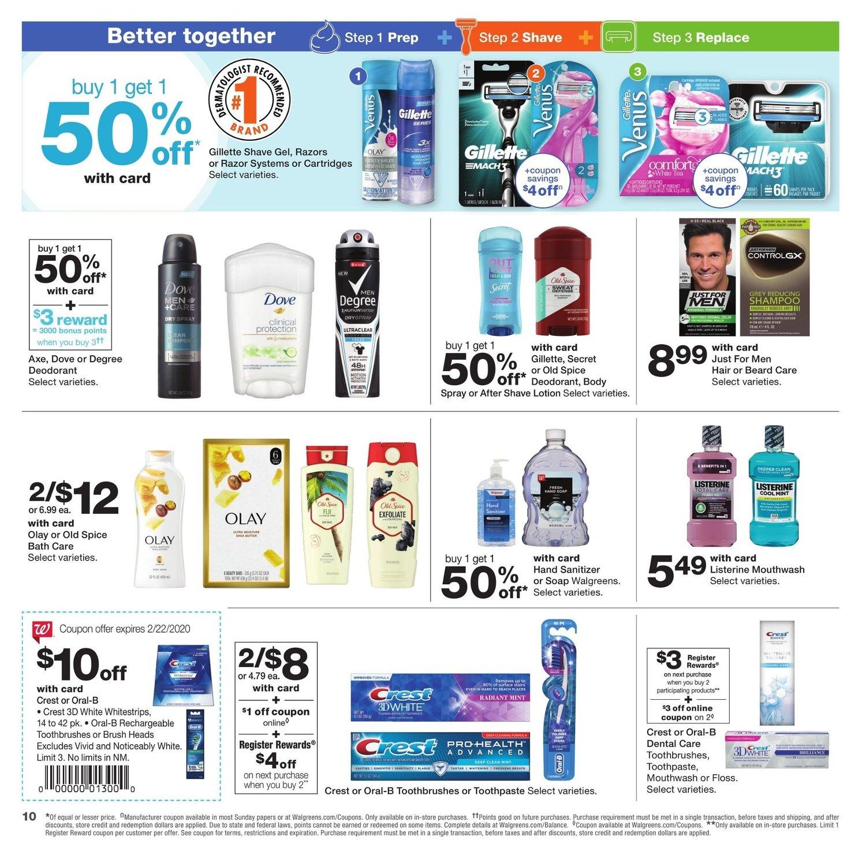 Walgreens Weekly February 16 - 22, 2020 Page 11