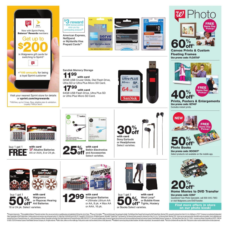 Walgreens Weekly February 16 - 22, 2020 Page 16